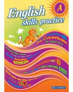 English Skills Practice Book A (Ages 6-7)