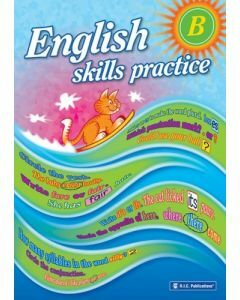 English Skills Practice Book B (Ages 7-8)