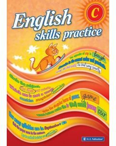 English Skills Practice Book C (Ages 8-9)