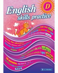 English Skills Practice Book D (Ages 9-10)