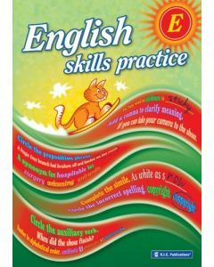 English Skills Practice Book E (Ages 10-11)