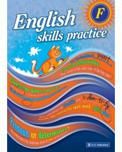 English Skills Practice Book F (Ages 7-8)