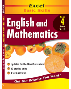 Excel Basic Skills English and Mathematics Year 4