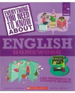Everything You Need to Know About English Homework (Grades 4 to 6)