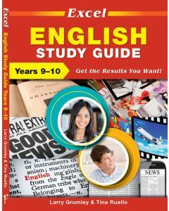 Excel English Study Guide Years 9-10