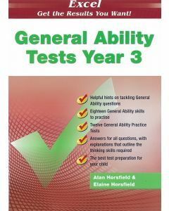 Excel General Ability Tests Year 3