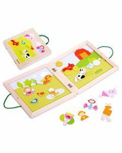Farm Magnetic Box (Ages 3+)