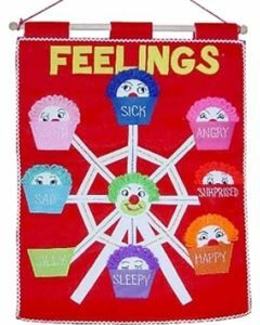 Feelings Wall Hanging