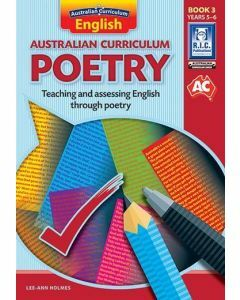 Australian Curriculum Poetry Book 3
