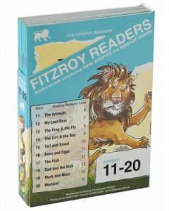 Fitzroy Phonic Readers - Box 11-20