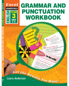 Excel Advanced Skills Grammar and Punctuation Workbook Year 3