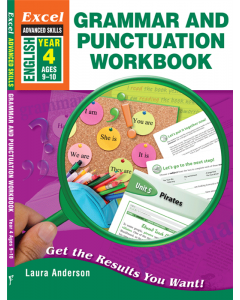 Excel Advanced Skills Grammar and Punctuation Workbook Year 4
