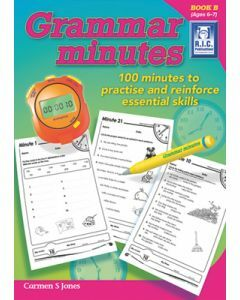 Grammar Minutes Book B (Ages 6 to 7)