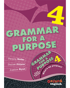 Grammar For A Purpose 4