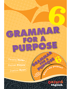 Grammar For A Purpose 6