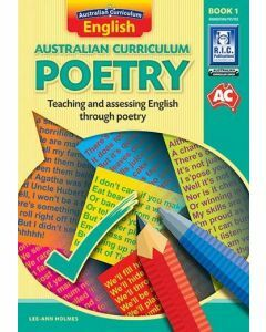 Australian Curriculum Poetry Book 1