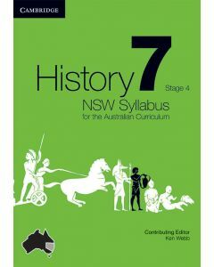 History: NSW Syllabus for the Australian Curriculum Year 7 Print & Digital