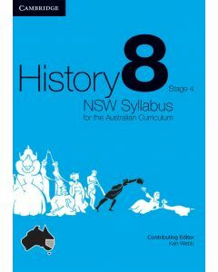History: NSW Syllabus for the Australian Curriculum Year 8 Text (Print & Digital) + Workbook Bundle