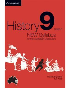 History: NSW Syllabus for the Australian Curriculum Year 9 Text (Print & Digital) + Workbook Bundle