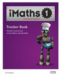 iMaths Tracker Book 1