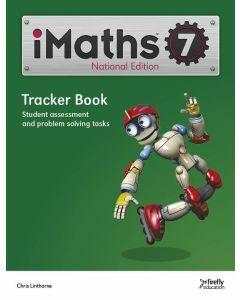 iMaths Tracker Book 7