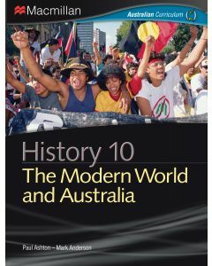 Macmillan History 10 for Australian Curriculum - Print & Digital