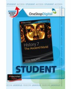 Macmillan History 7 Australian Curriculum Digital (Available to Order)