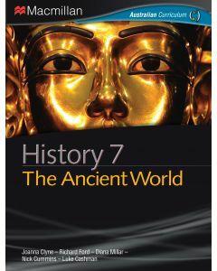 Macmillan History 7 for Australian Curriculum - Print & Digital