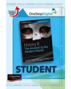 Macmillan History 8 Australian Curriculum Digital (Available to Order)