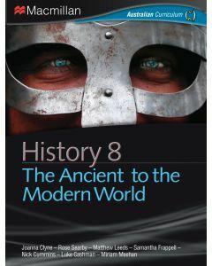 Macmillan History 8 for Australian Curriculum - Print & Digital