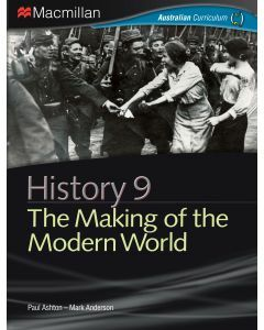 Macmillan History 9 for Australian Curriculum - Print & Digital