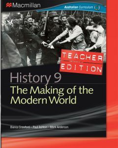 Macmillan History 9 for Australian Curriculum Teacher Edition (Available to Order)
