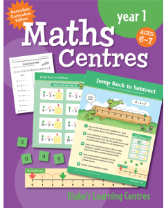 Blake's Learning Centres: AC Maths Year 1
