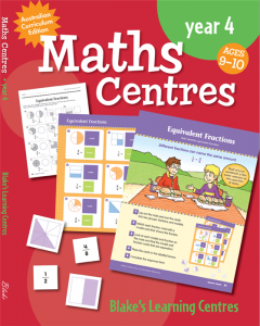 Blake's Learning Centres: AC Maths Year 4