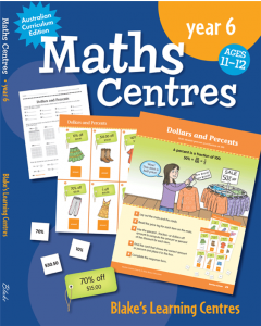Blake's Learning Centres: AC Maths Year 6