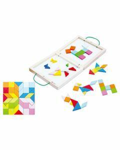 Multi Activity Blocks Box (Ages 3+)