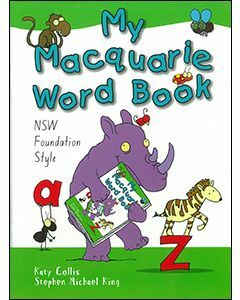 My Macquarie Word Book