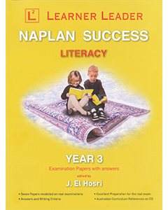 NAPLAN Success Literacy Year 3