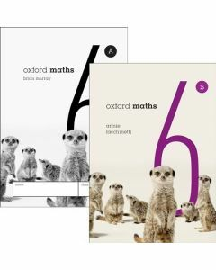 Oxford Maths Student and Assessment Book 6 Value Pack