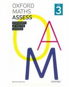Oxford Maths Assess Year 3