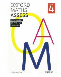 Oxford Maths Assess Year 4