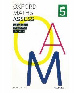 Oxford Maths Assess Year 5