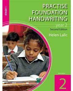 Practise Foundation Handwriting 2 (2nd Ed.)