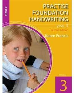 Practise Foundation Handwriting 3 (2nd Ed.)