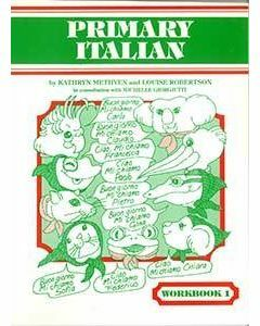 Primary Italian Workbook 1
