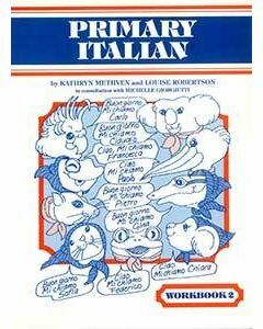 Primary Italian Workbook 2