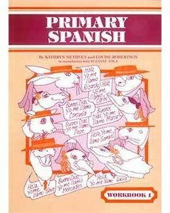 Primary Spanish Workbook 1