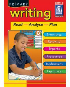 Primary Writing Book C Ages 7 to 8