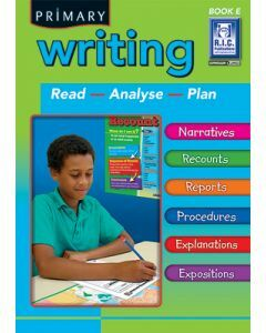 Primary Writing Book E Ages 9 to 10