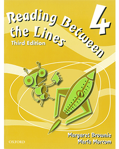 Reading Between the Lines Book 4 Third Edition